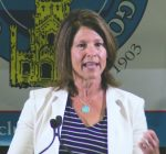 Democrat congressional leader Bustos cites need for genuine candidates