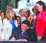 Reproductive Health Act is law, making Illinois a 'beacon'