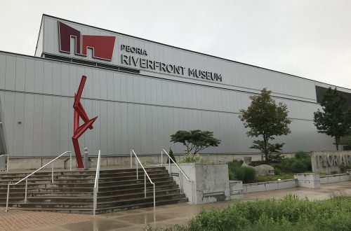 Chicago couple makes $1 million donation to Peoria Museum