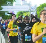 Chicago community race focuses on ending gun violence