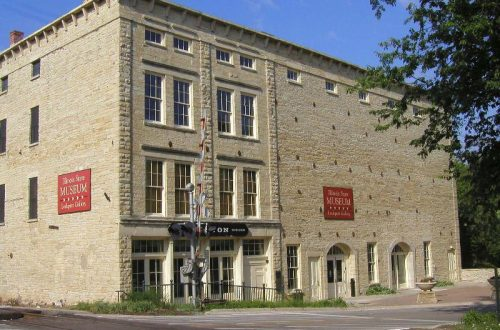 Society plans day trips to Illinois state museums