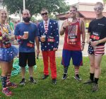 Patriotic flavor highlights Peoria Jaycees' Firecracker 5000 run