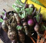 Vegetable swap at Heartline and Heart House in Eureka