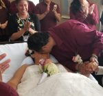 Naperville hospice patient gets her wedding