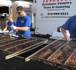 Tasty weekend enjoyed at Ribs, Rhythm and Brews in Sycamore
