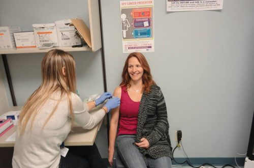 At back-to-school time, parents encouraged to consider flu, HPV  vaccines