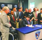 New laws aim to protect law enforcement, roadside workers