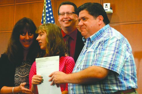 Pritzker signs bills expanding state's medical marijuana law