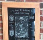 Westmont honors soldier hero of 'Hell's Perimeter'