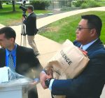 FBI agents search office of State Sen. Martin Sandoval