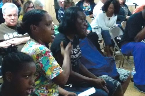 Public forum questions law, teen felony charges