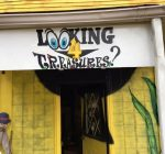 A brand new look for resale store now called Looking 4 Treasures