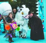 Artists, again, skew Halloween landscape at Ragdale event