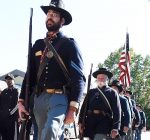 Seemingly-forgotten Civil War monument has new home at Springdale Cemetery