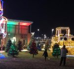 East Peoria festival lights the way to holiday season