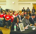 Congressional reps hear ideas to curb gun violence