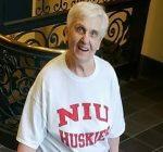 At nearly 87, former NIU student returns to complete degree