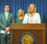 Pritzker's veto of Obamacare protection bill survives in Senate