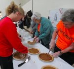 Service and giving thanks a tradition at South Side Mission