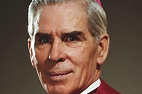 Bishop Sheen comes full circle with December beatification