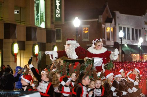 Santa is getting ready — are you? Communities getting decked out in holiday best