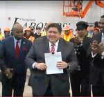 Pritzker signs bill promoting diverse workforce on capital projects