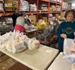Food, money, essential items all in demand at Kendall pantry