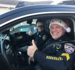 Yorkville police grant Christmas wishes