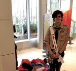 Scout gives back to help other patients at OSF Children's Hospital