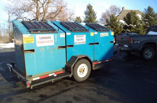 Recycling service may end in Eureka without service fee