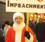 Hundreds rally in Chicago for the impeachment of Trump
