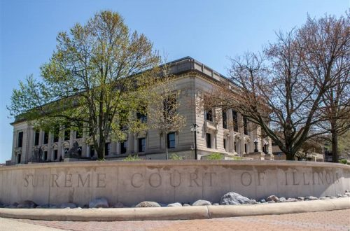 Illinois Supreme Court hears two lawsuits against suburban school districts