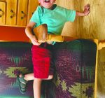 Fun indoor play chases away bad weather