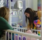 Cuddles for Kids helps make hospital stays less frightening for children