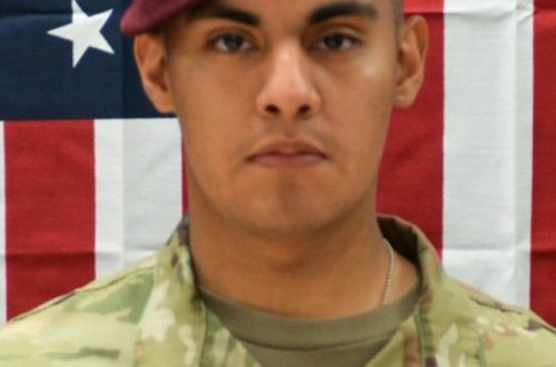 City mourns death of East  Aurora grad in Afghanistan