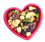 Heart-healthy snacks that taste good too