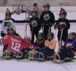 Sled hockey allows more kids to breakaway on the ice