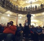 Advocates rally to end cash bail in Illinois