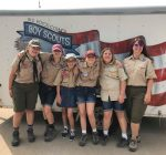 Girls soar as they reach to be Eagle Scouts with East Peoria troop