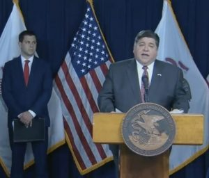Pritzker delays Illinois' tax deadline, outlines financial support for businesses