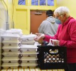 Most Blessed Trinity Soup Kitchen keeps on serving, during pandemic