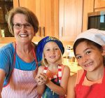 Cooking with kids can be beneficial