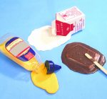 Create fake spills for April Fool's Day