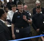 Aurora Legion dedicates new downtown office