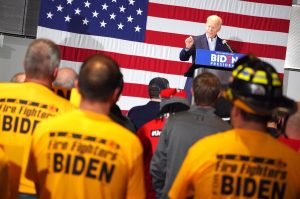 Illinois counties, cities go for Biden in big way