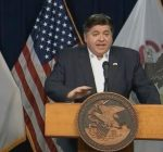 Pritzker outlines PPE stockpile,  says feds gave 'a fraction' of what's needed