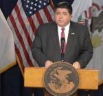 Pritzker says Illinois' COVID-19  curve 'is bending the right way'