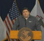Pritzker sets goal of 10,000 completed COVID-19 tests per day
