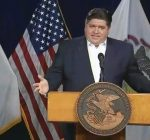 Pritzker defends state restrictions applying to all regions