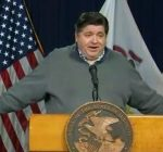 Pritzker highlights mental health needs as COVID-19 cases continue to rise